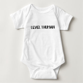 Humain du niveau 1 t shirts