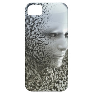 Human Abstract Art Case For The iPhone 5