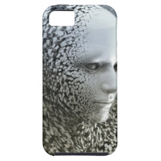 Human Abstract Art iPhone 5 Covers