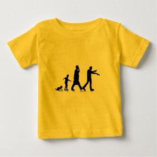 Human Aging_7 Baby T-Shirt