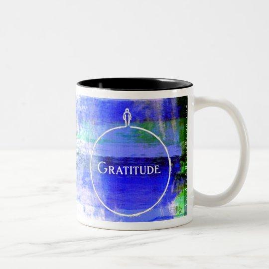 Human Being Two-Tone Coffee Mug