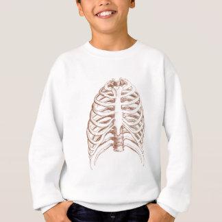 human bones sweatshirt