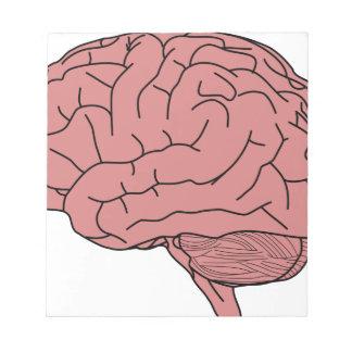 Human brain notepad