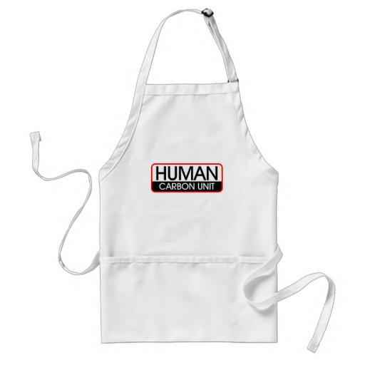 Human Carbon Unit Apron