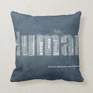 Human cushion