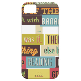 human dna texting design iPhone 5 case