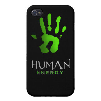 Human Energy Drink iPhone 4 Case