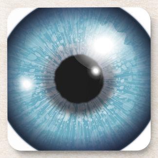 Human Eyeball Coaster