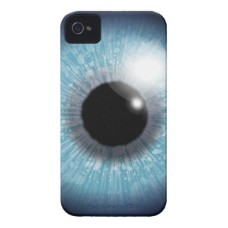 Human Eyeball iPhone 4 Case-Mate Case