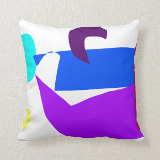 Human Face Dreamily Discovered in the Simple Neigh Pillows