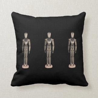 Human Form Pillows