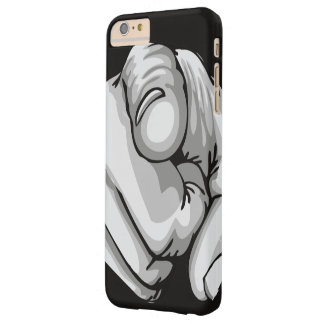 Human Hand Finger Pointing Barely There iPhone 6 Plus Case