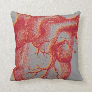 Human heart - anatomy pillows