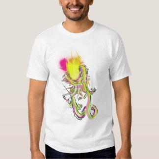 Human Killing Dragon T-shirts
