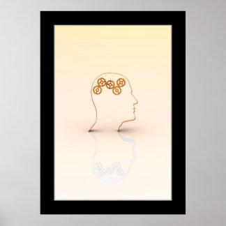Human Mind Poster