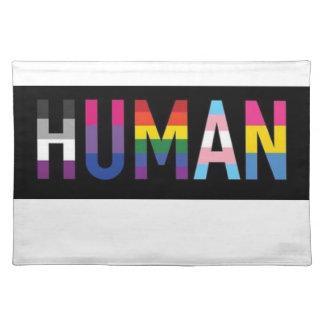 Human Placemat