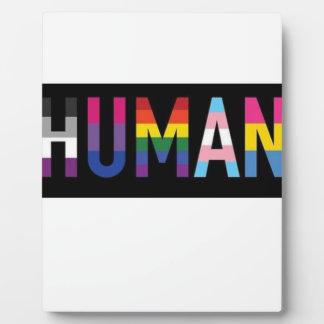 Human Plaque