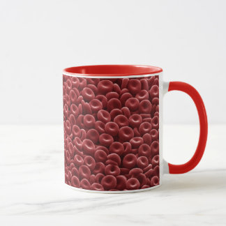 HUMAN RED BLOOD CELLS MUG