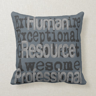 Human Resource Professional Extraordinaire Throw Pillow