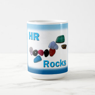 Human Resources HR Rocks Coffee Mug