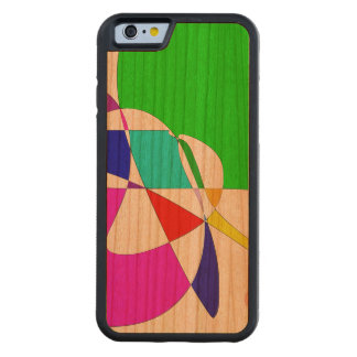 Human Skin Cherry iPhone 6 Bumper Case