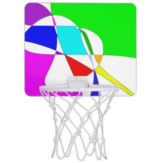 Human Skin Mini Basketball Hoop