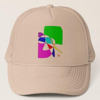 Human Skin Trucker Hat