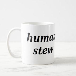 HUMAN STEW COFFEE MUG