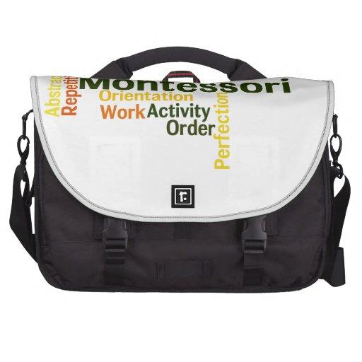 Human Tendencies Word Art Version 1 Laptop Bags