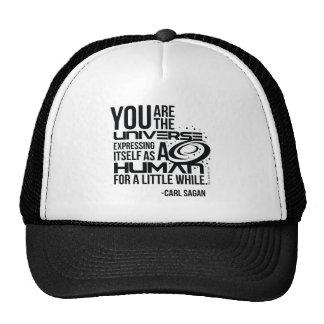 Human Universe Trucker Hat