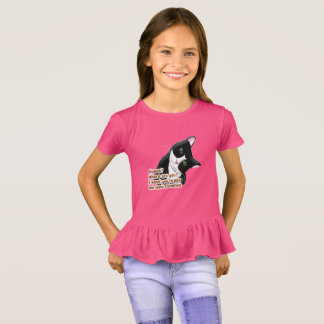 Human? Where are you? Cat T-Shirt