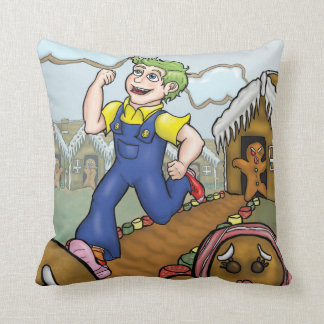 Humanbreadman Pillow