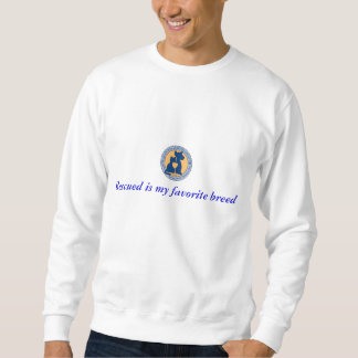 Humane Society of Calvert County Sweatshirt