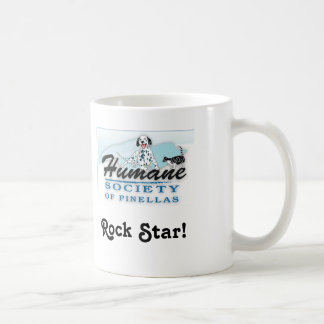 Humane Society of Pinellas Mug! Coffee Mug