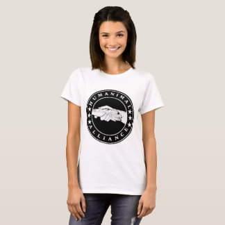 Humanimal Alliance - White T-Shirt