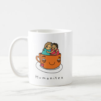 Humanitea | Funny Comic Tea Mug
