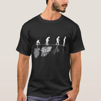 Humanity and environment evolution T-Shirt