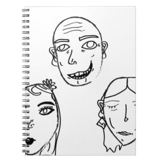 humanity notebook