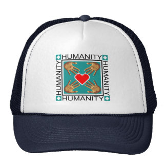 Humanity Stamp Hat