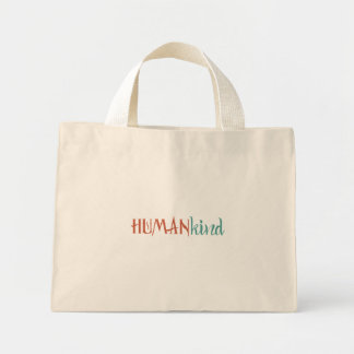 HumanKind Mini Tote Bag