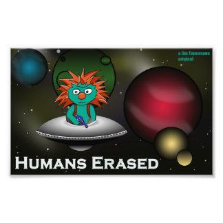 Humans Erased Title Banner Photo #1