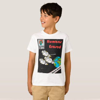 Humans Erased Vol 1 Boy's T-Shirt