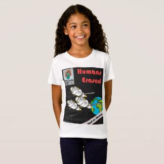 Humans Erased Vol 1 Girl's T-Shirt
