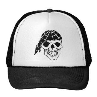 HumanSkull Trucker Hat