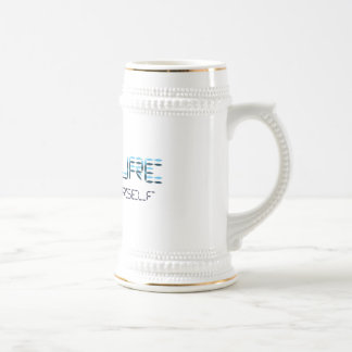 HUMANURE RECYCLE YOURSELF BEER STEIN