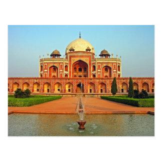 Humayun's Tomb and Garden, Delhi, India Postcard