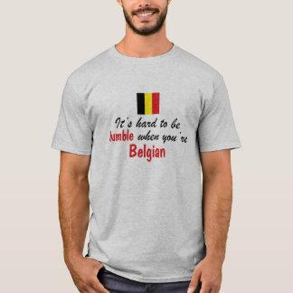 Humble Belgian T-Shirt