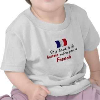 Humble French T-shirts