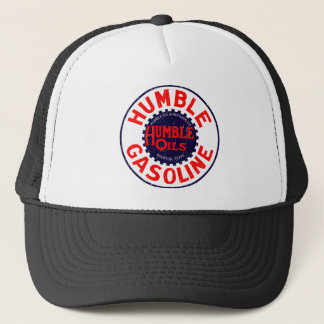 Humble Gasoline Trucker Hat