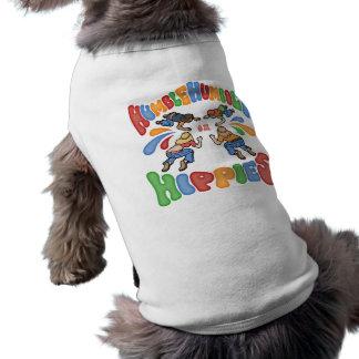 Humble Humbolt Hippies Dog Tshirt